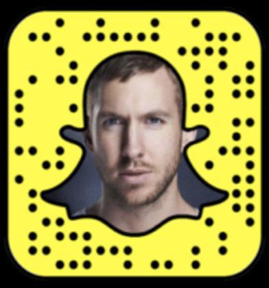Calvin Harris - Calvin Harris snapchat - calvinharris
