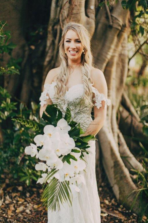 """Ashlee & Matt - """"I just wanted to say a HUGE THANKYOU for all of your hard work for our wedding last month. You absolutely nailed the brief and I had full trust in your vision from the very first email"""""""
