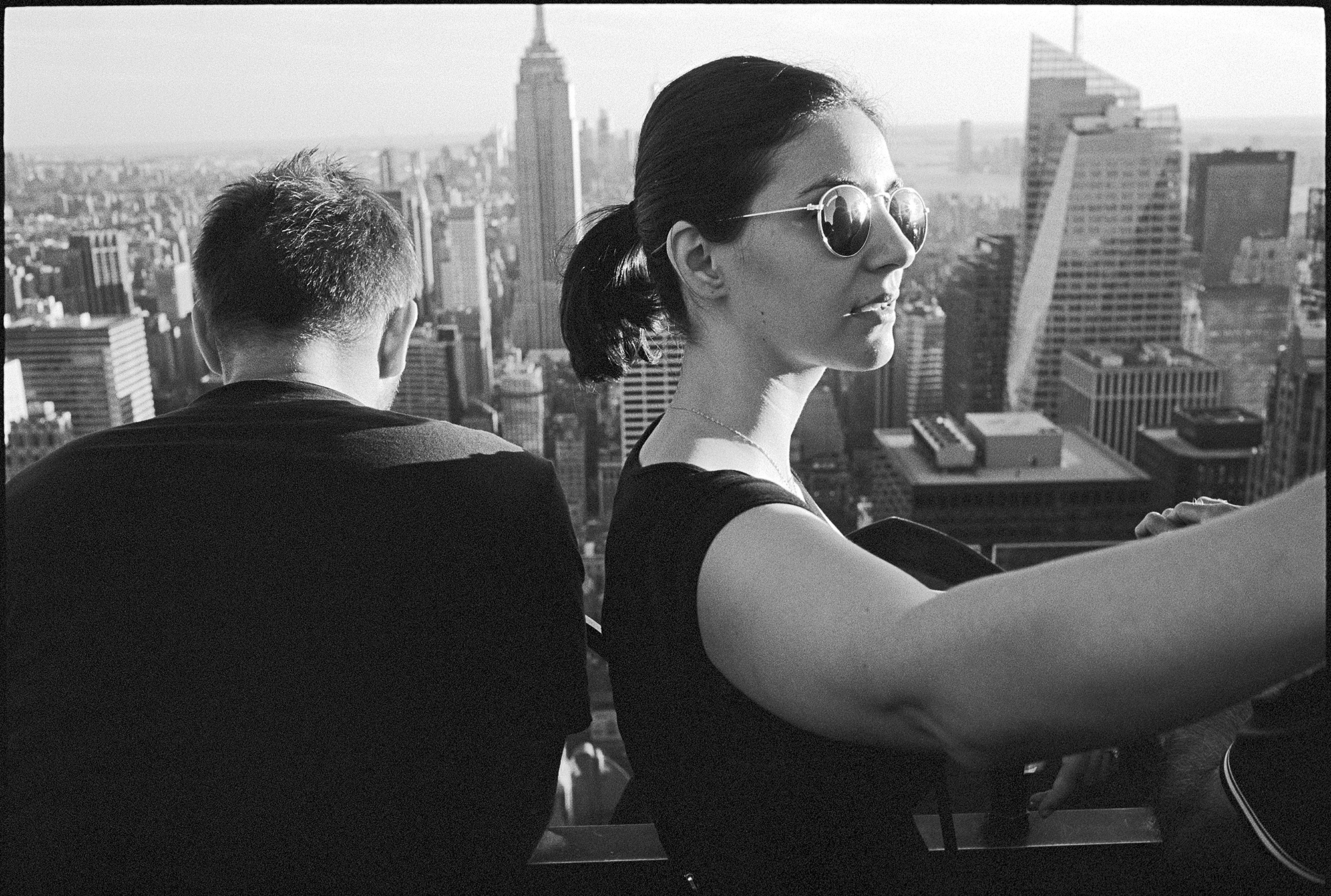 top of the rock, nyc 08-29-16