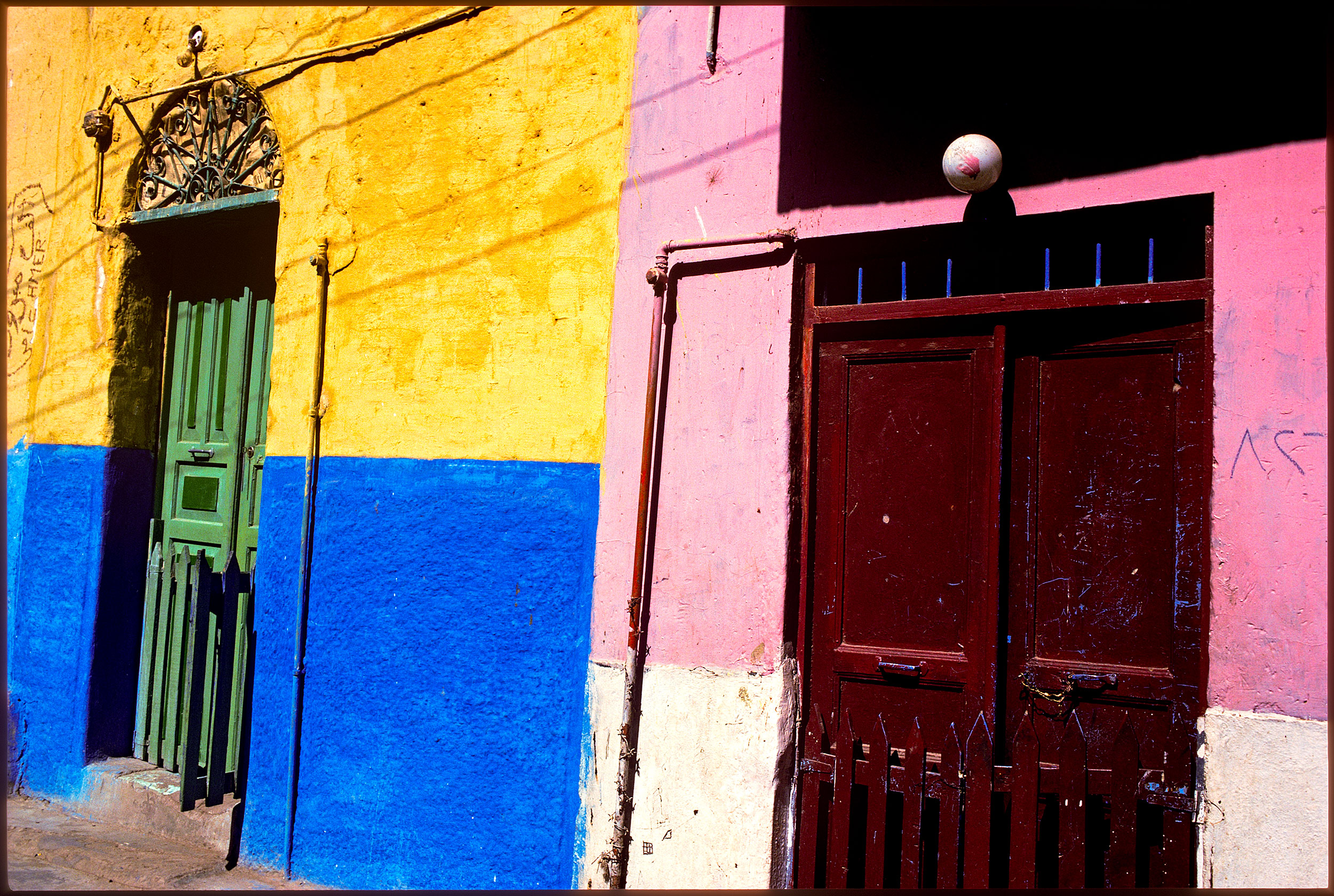 luxor, egypt 1987