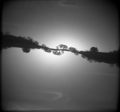 The center of stillness/The stillness of the center