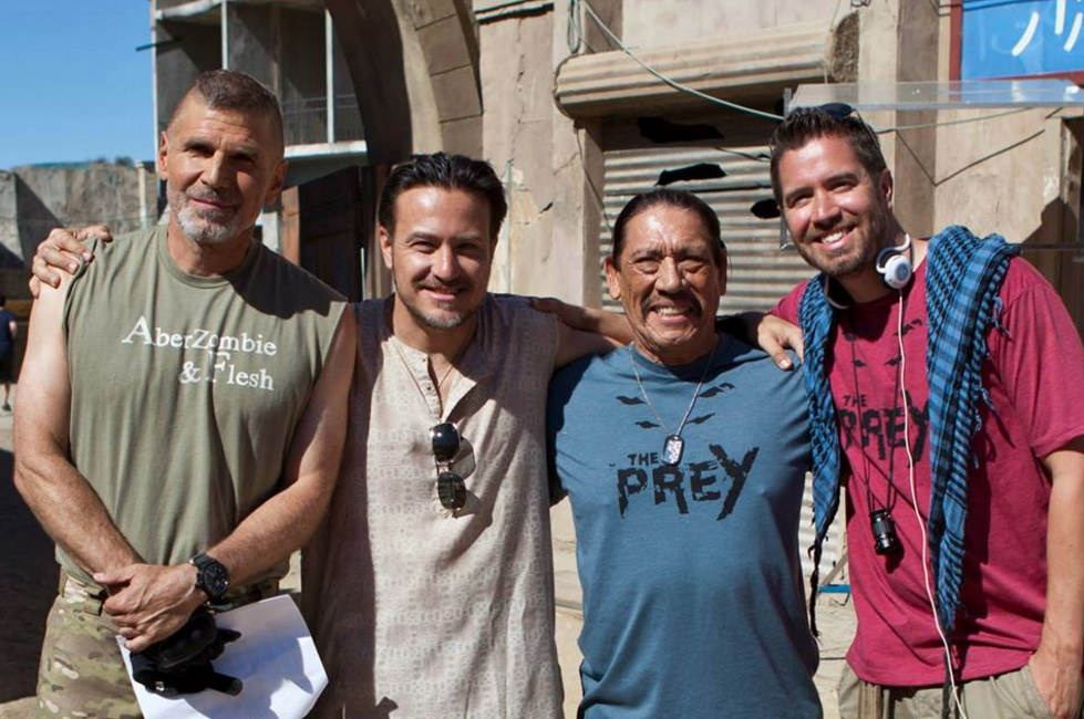 The Hensman Brothers with Danny Trejo & Nick Chinlund