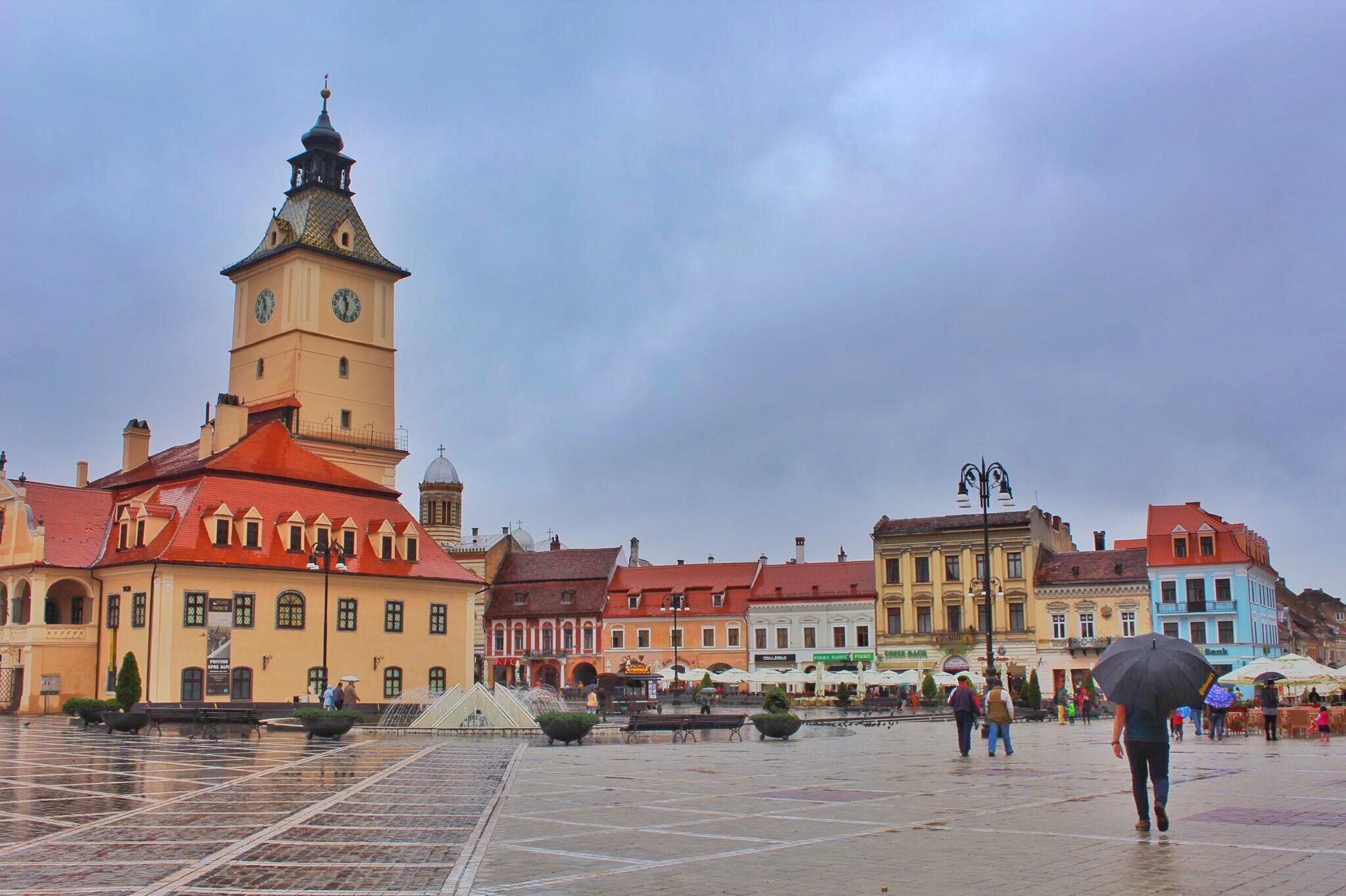 Brașov City Centre