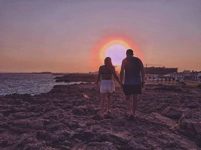 A year older, a year wiser, a year closer to getting your PhD and a year full of crazy adventures. I wish you have a lifetime of happiness, craziness and as many travel adventures as possible (with me of course) 😎  Happy Birthday honey m @loizos17 . #sunset#cyprus#sunsetbeach#sunset_pics#couplegoals#travel#travelcouples#islandlife#summer#beachlife#travelphotography#birthday#love#sunset_love#sunset_hub#sunset_ig#sunset_vision