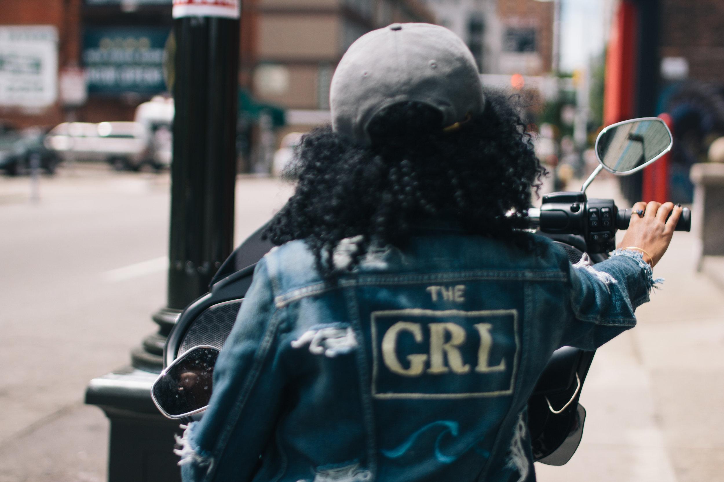 THE-GRL