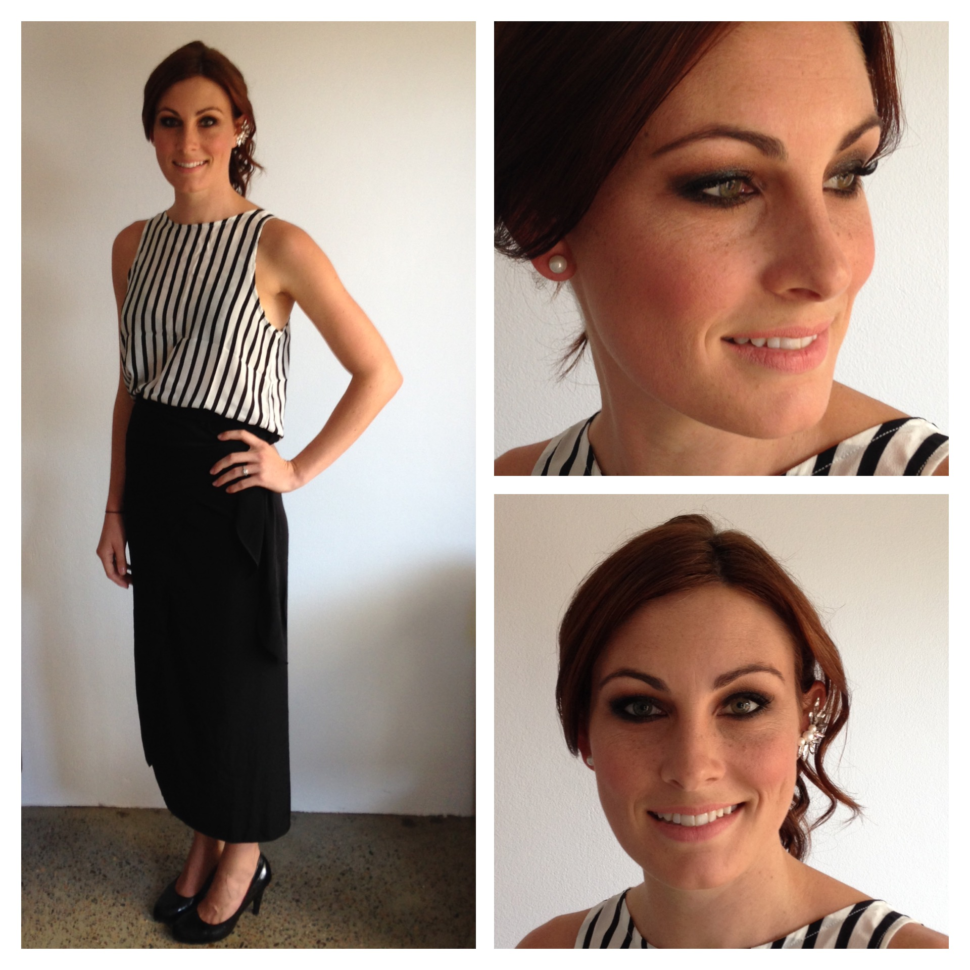 Sally's Hair and Makeup for HIA Awards