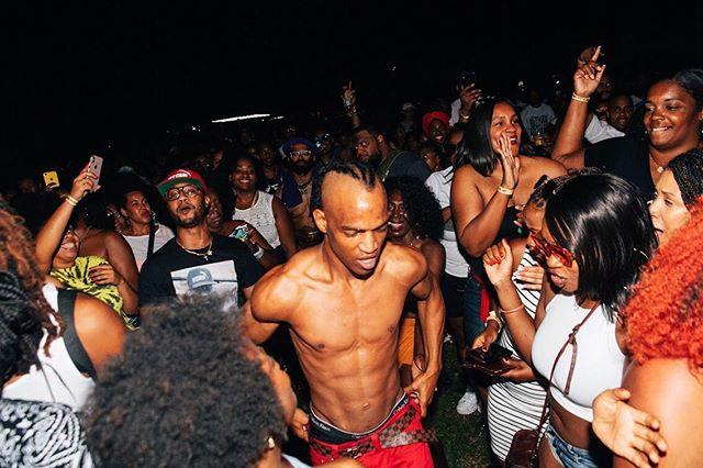 🤙🏾 T R I L L  G R I L L  F E S T x @crimemobmafia 😬 #trillgrill19 #trillgrillfest