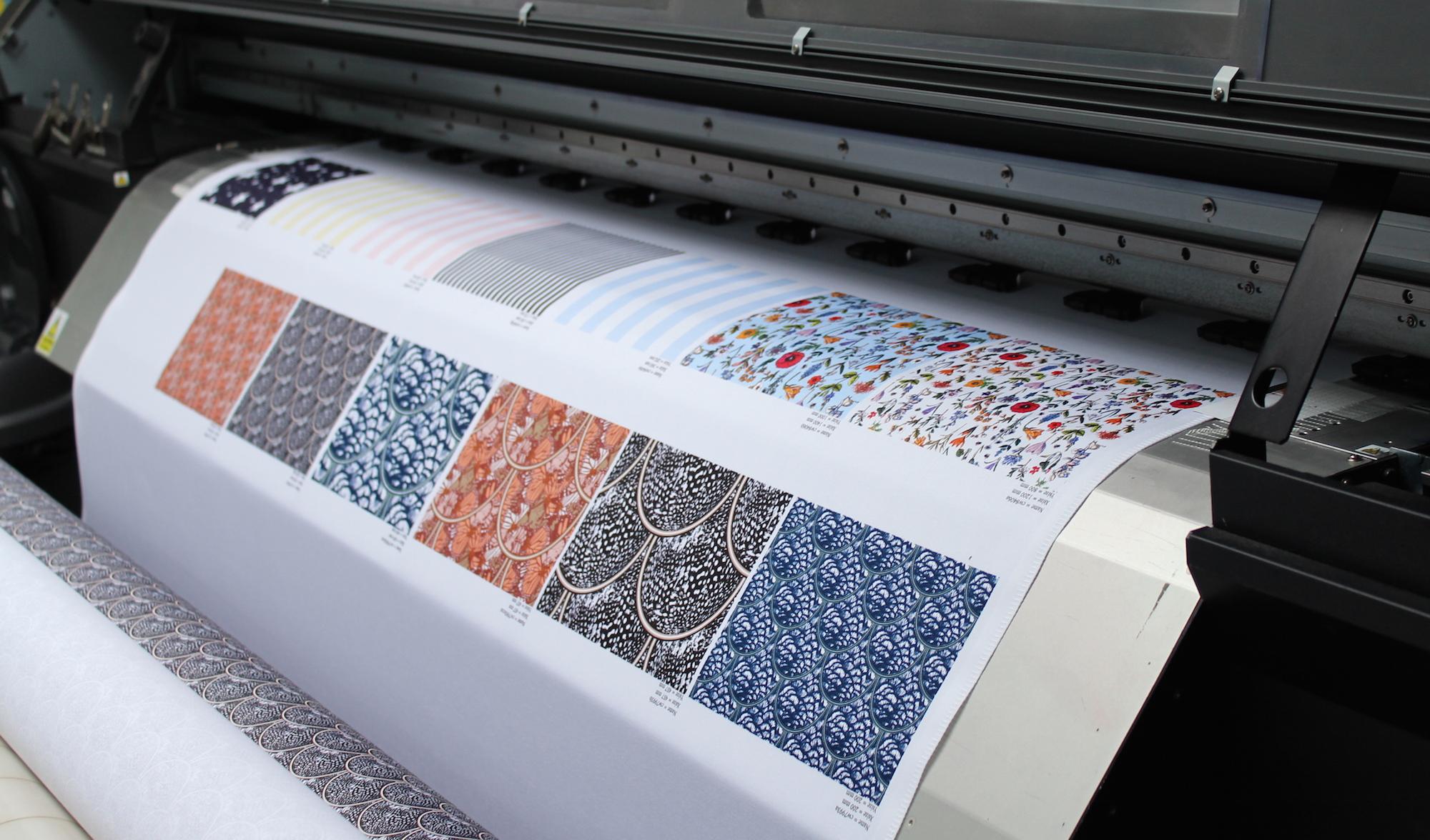 home decor textile designs
