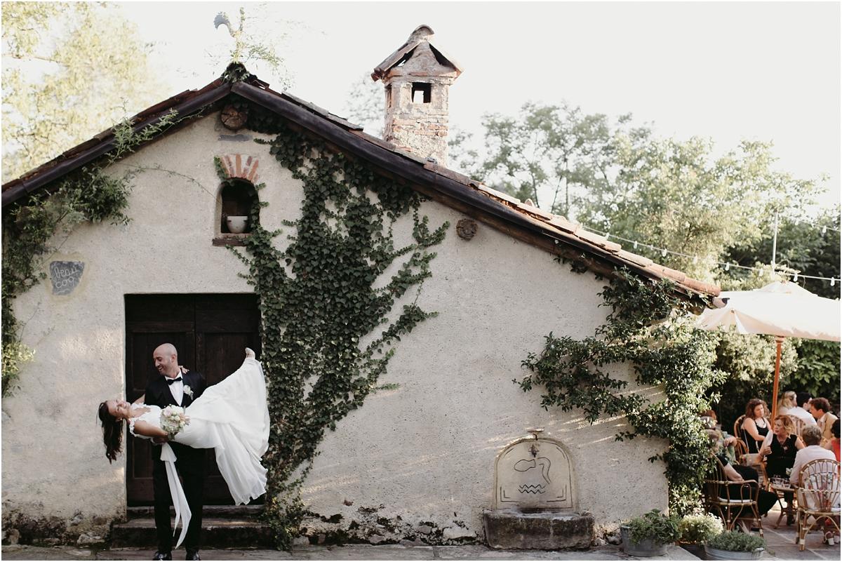 SILVIA & MATTEO - MULINO DELL'OLIO - VARESE