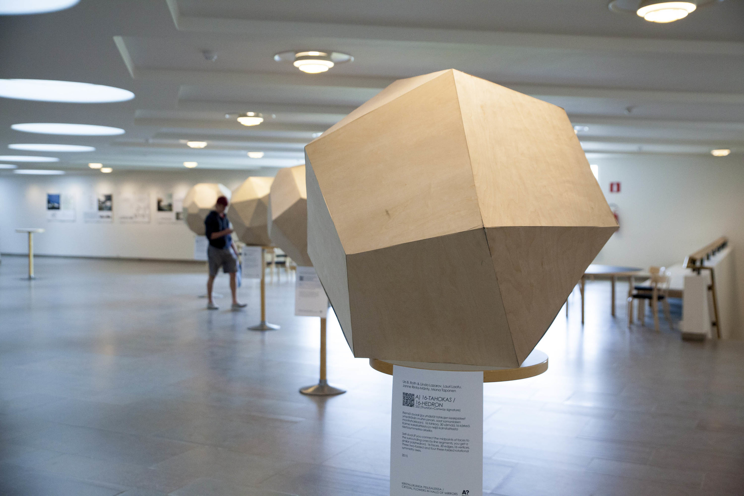 16 Hedron / photo: Mikko Raskinen