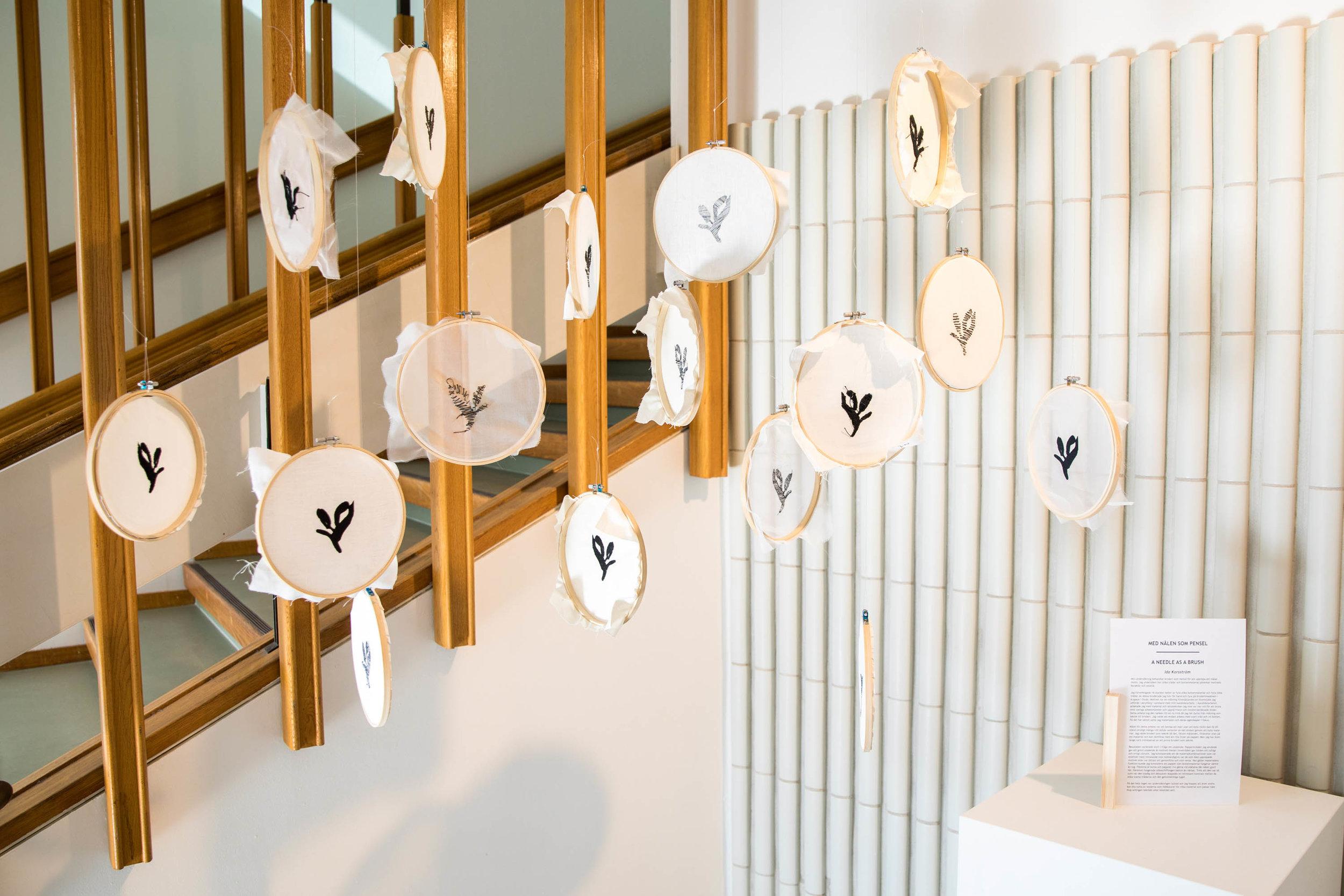 Material Palette // Images: Mikko Raskinen / Aalto University