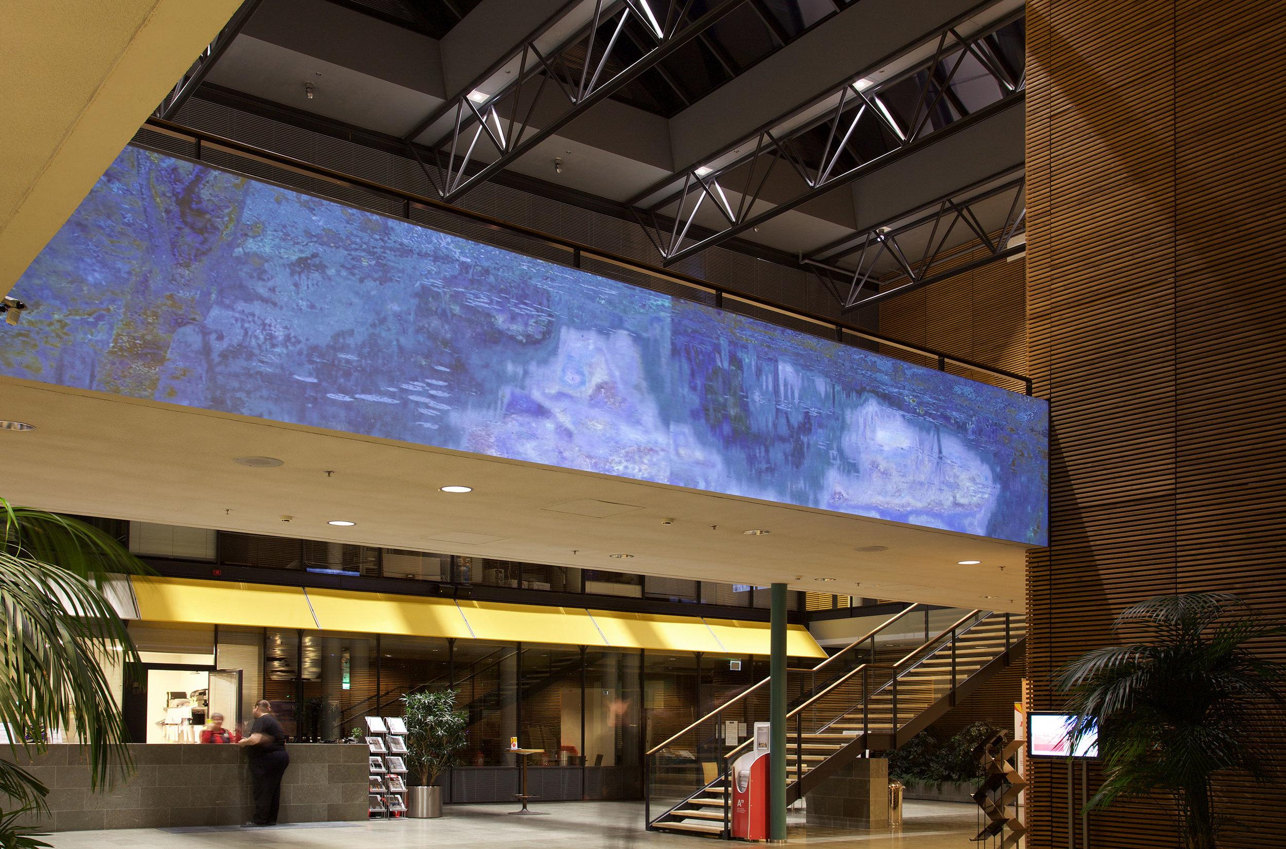 Tuomo Rainio: Video Works // Images: Marko Karo / Aalto University