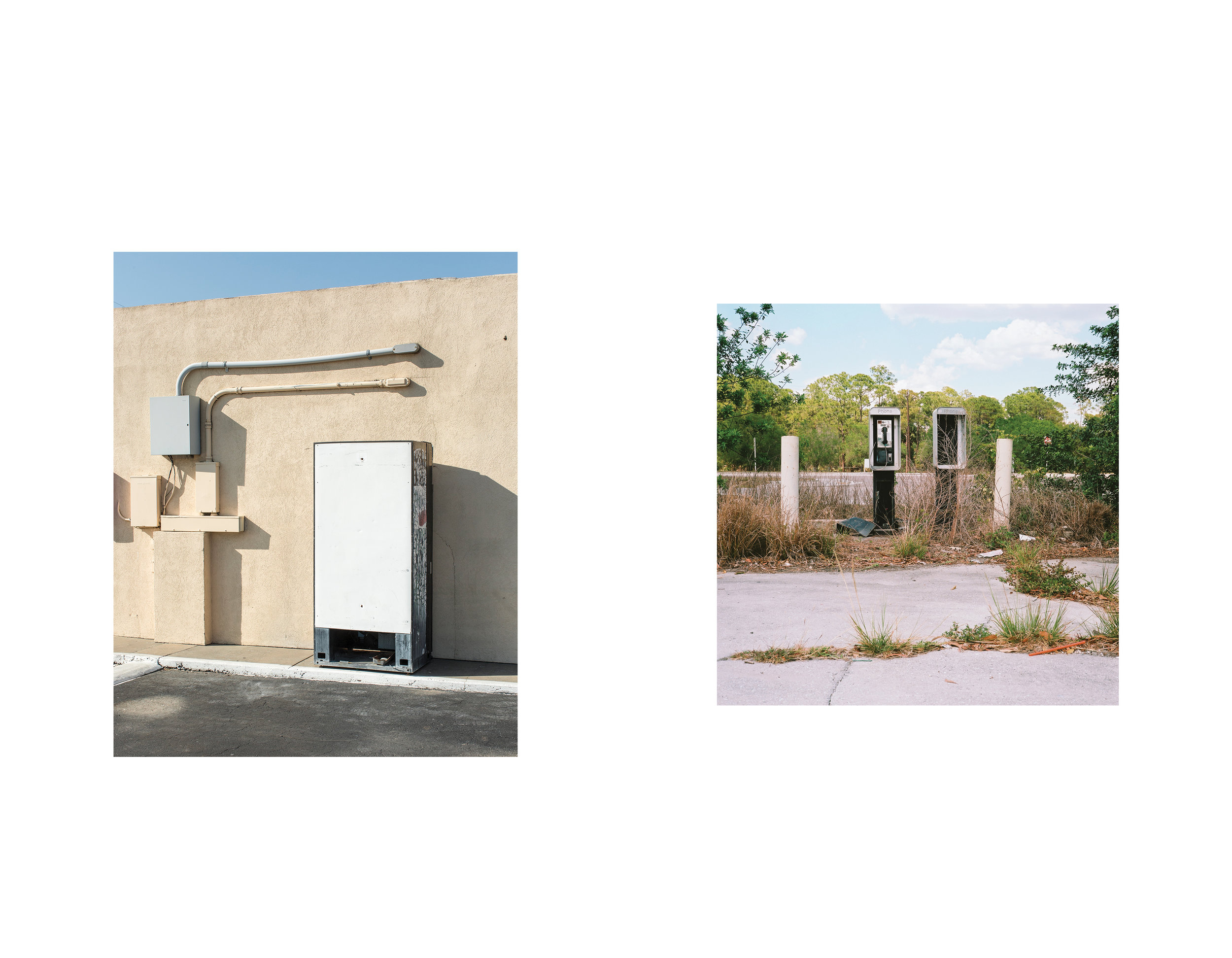 Left photo by Clayton Bruce Lyon, Right photo by Andrew Albright