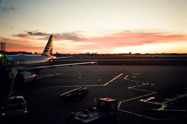 From our Christmas Eve flight to Arizona #YashicaT5 #kodacolor200 #35mm