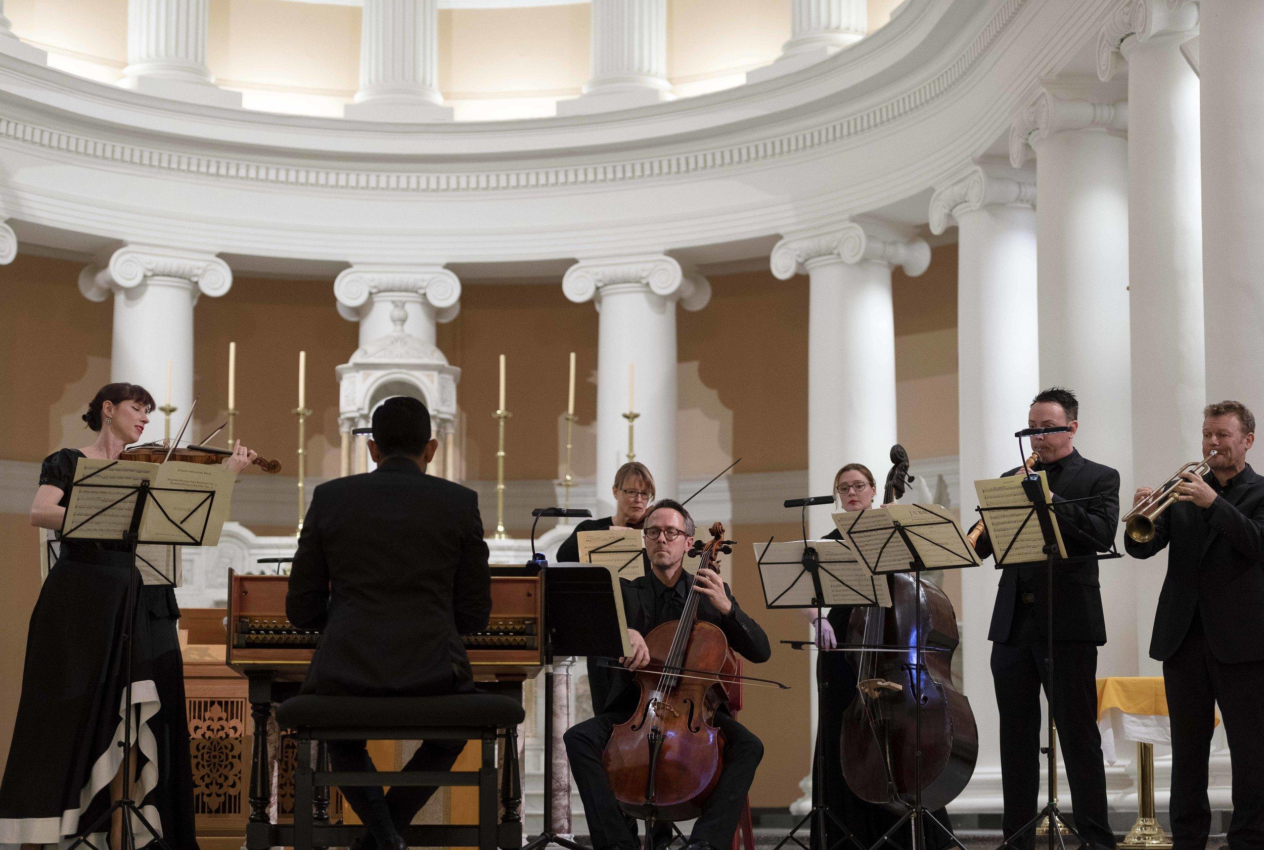 Bach Akademie Australia