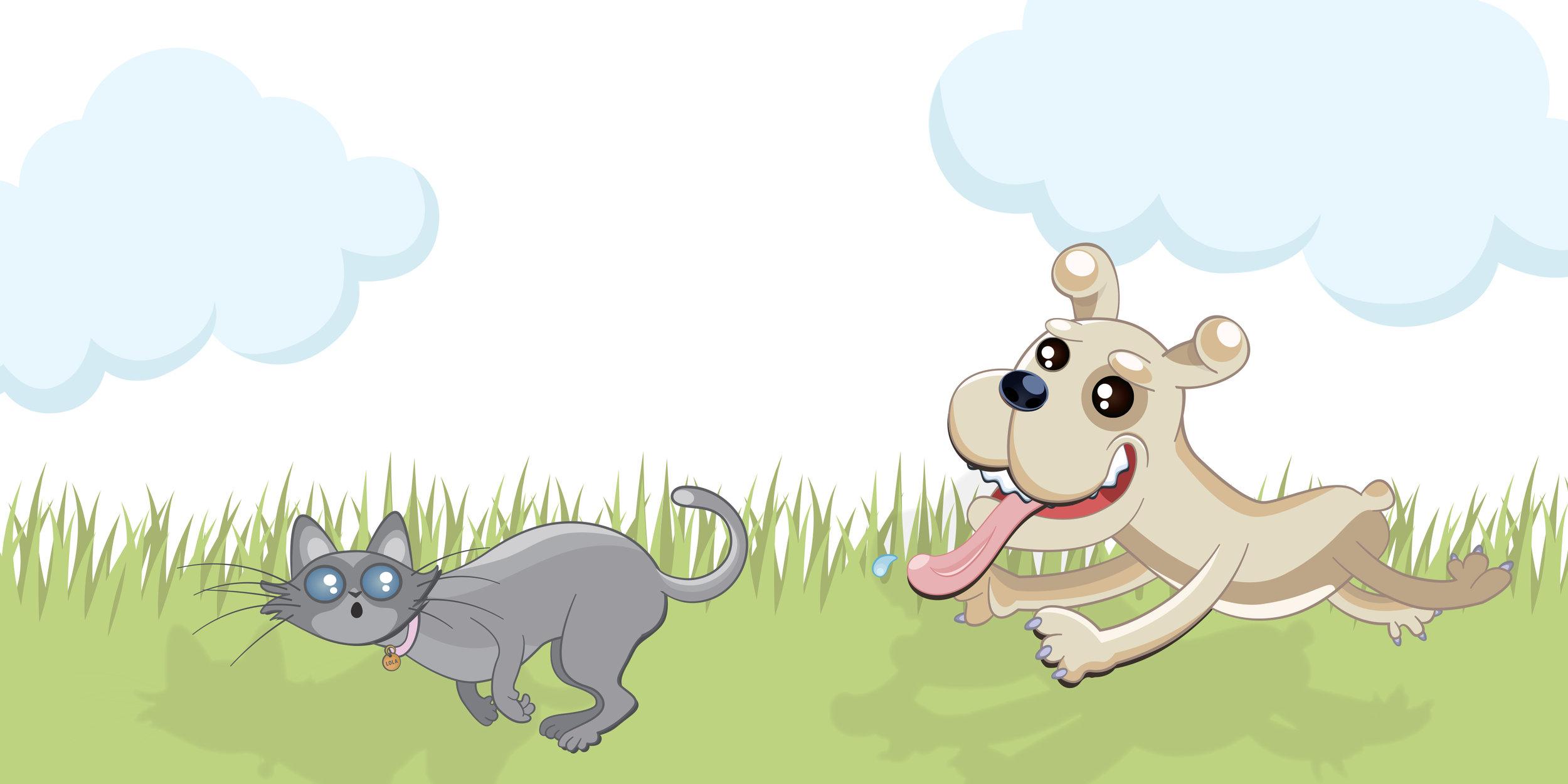 Ilustración mascota_ Holyoke Paper Co