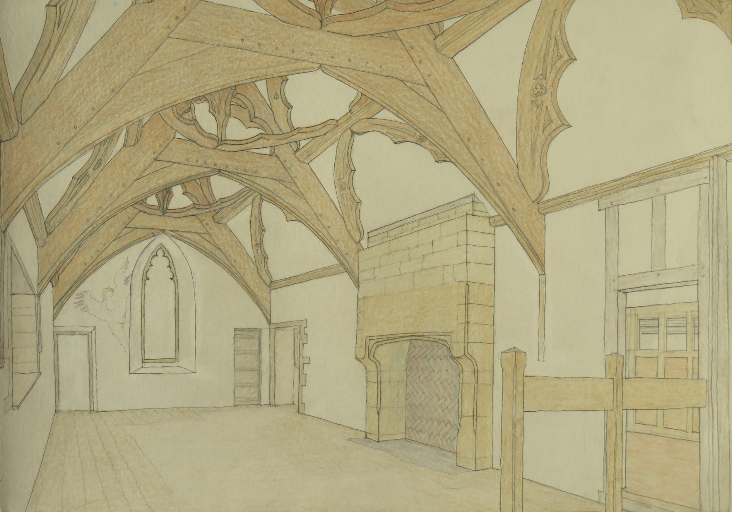 Lt Berkhampstead Manor