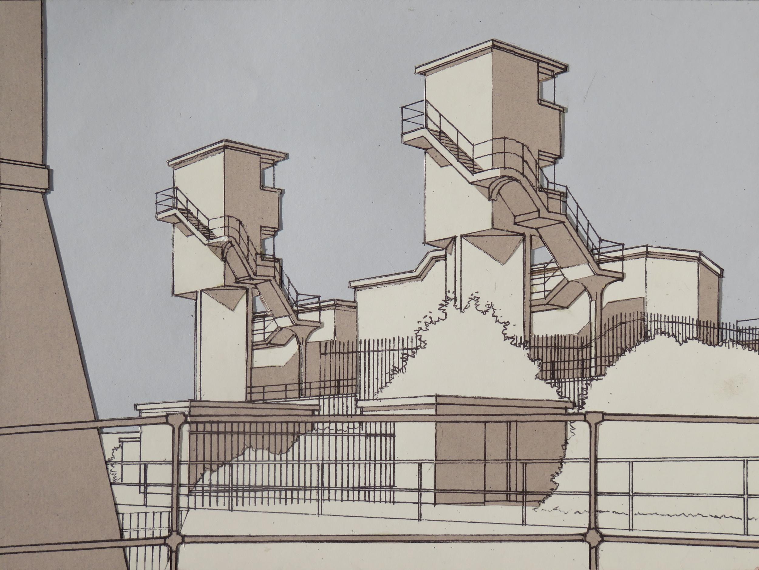 Landguard Towers