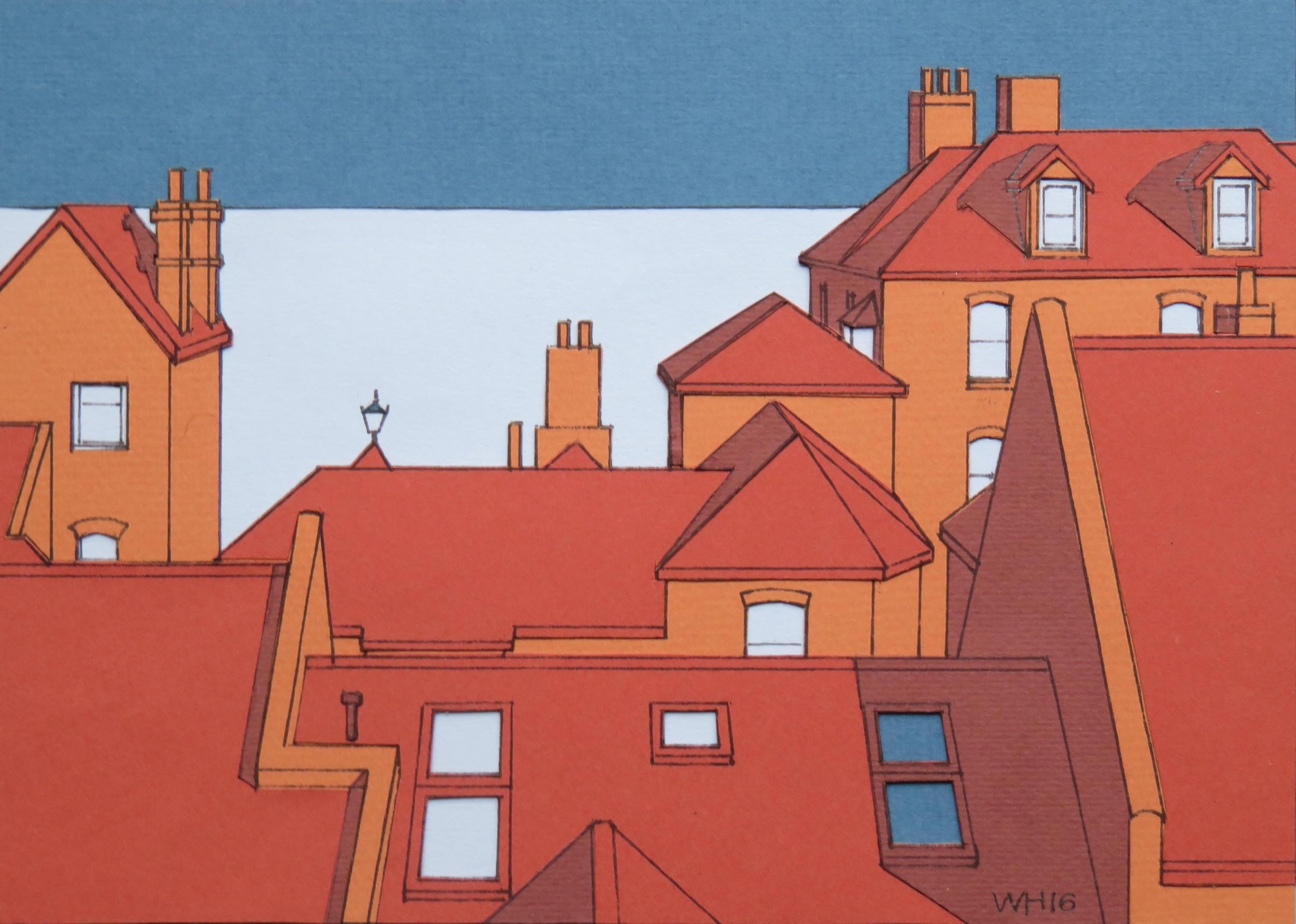 Aldeburgh Roofscape