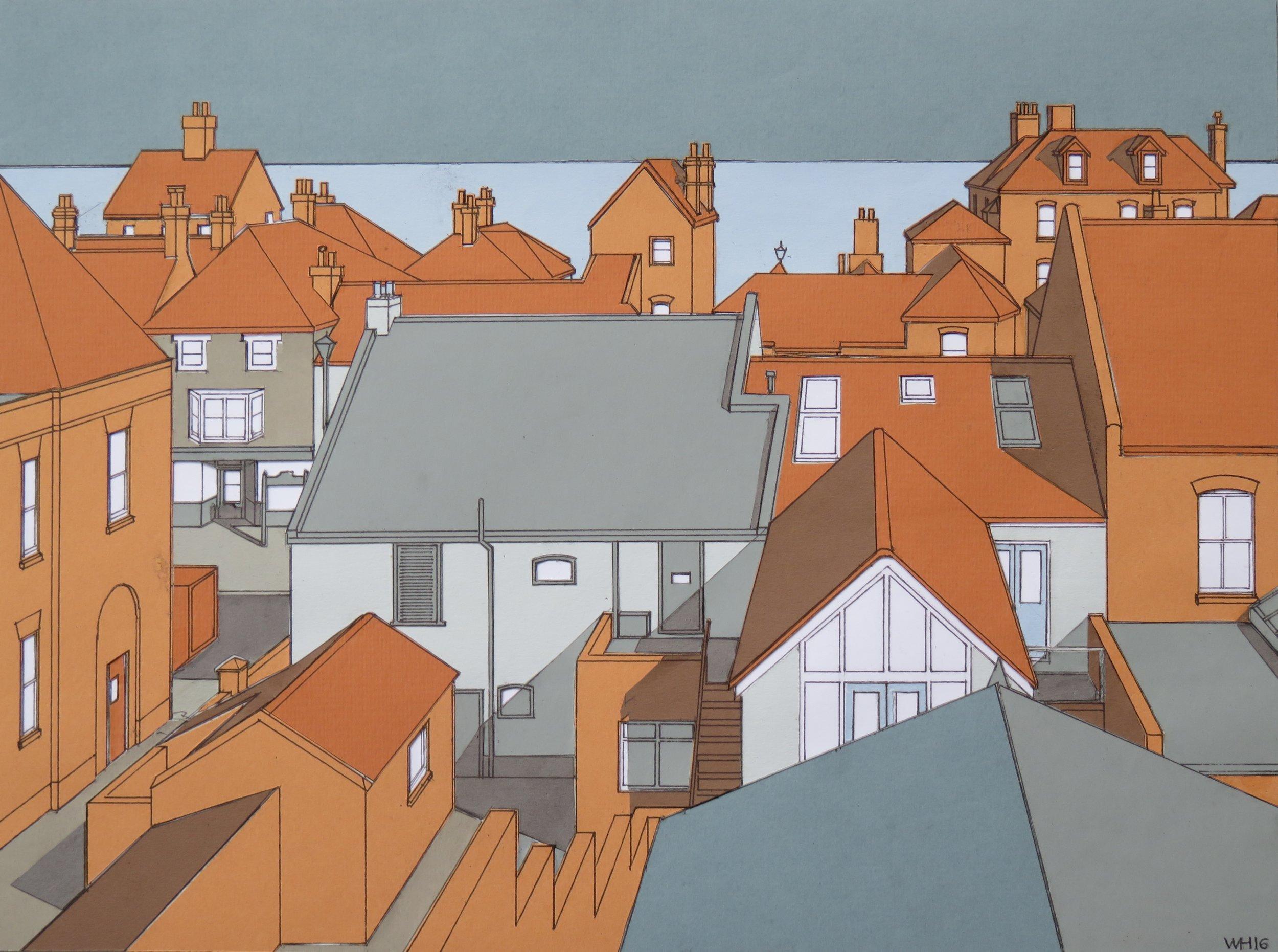 Aldeburgh Roofs
