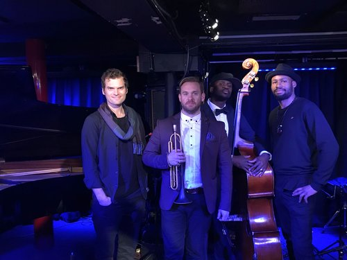 Andrew McCormack, Quentin Collins, Daniel Casimir, Shane Forbes