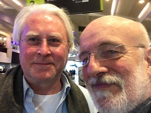 Martin Hummel, Jim Richardson