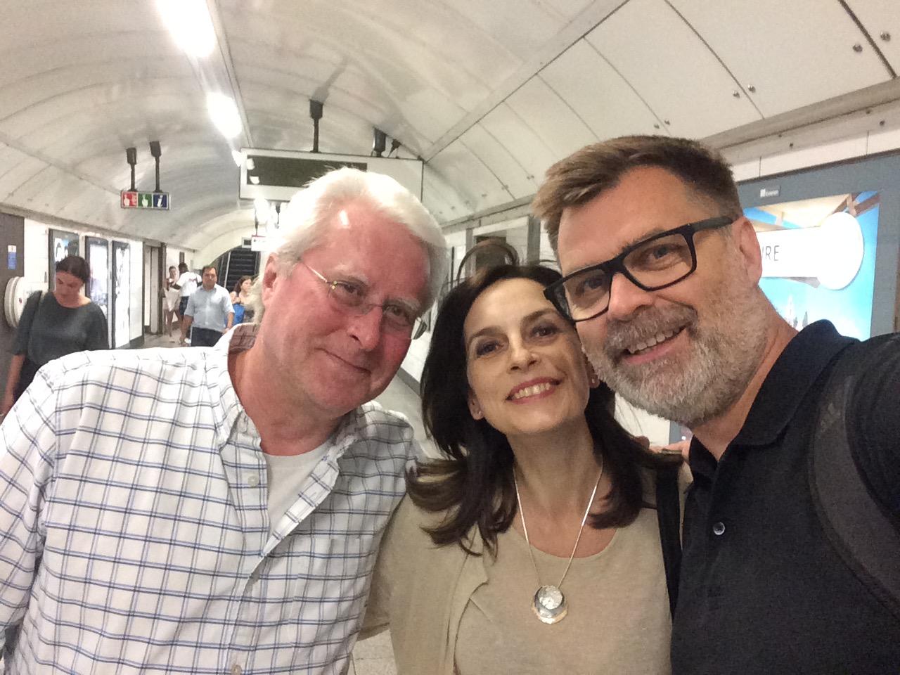 Martin Hummel/UMG, Emma Perry/UM Publicity and Chris Philips/Jazz FM.