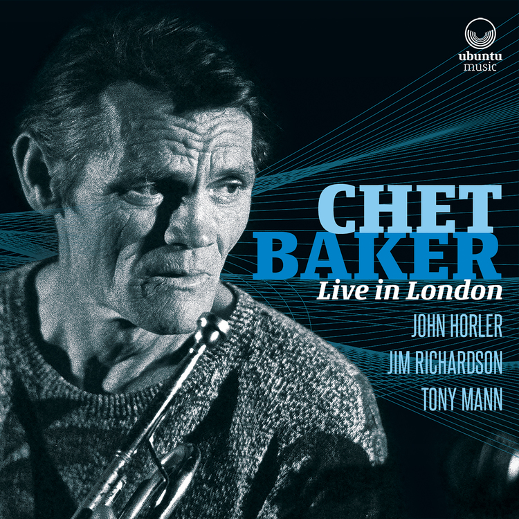 Chet Baker/ Live in London