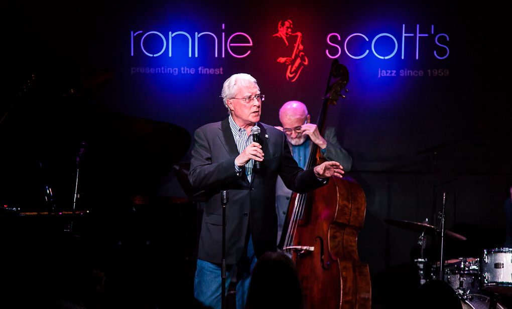 Martin Hummel introduces his 'Celebrating Chet Baker' album launch and tribute showcase at ronnie Scott's, London.