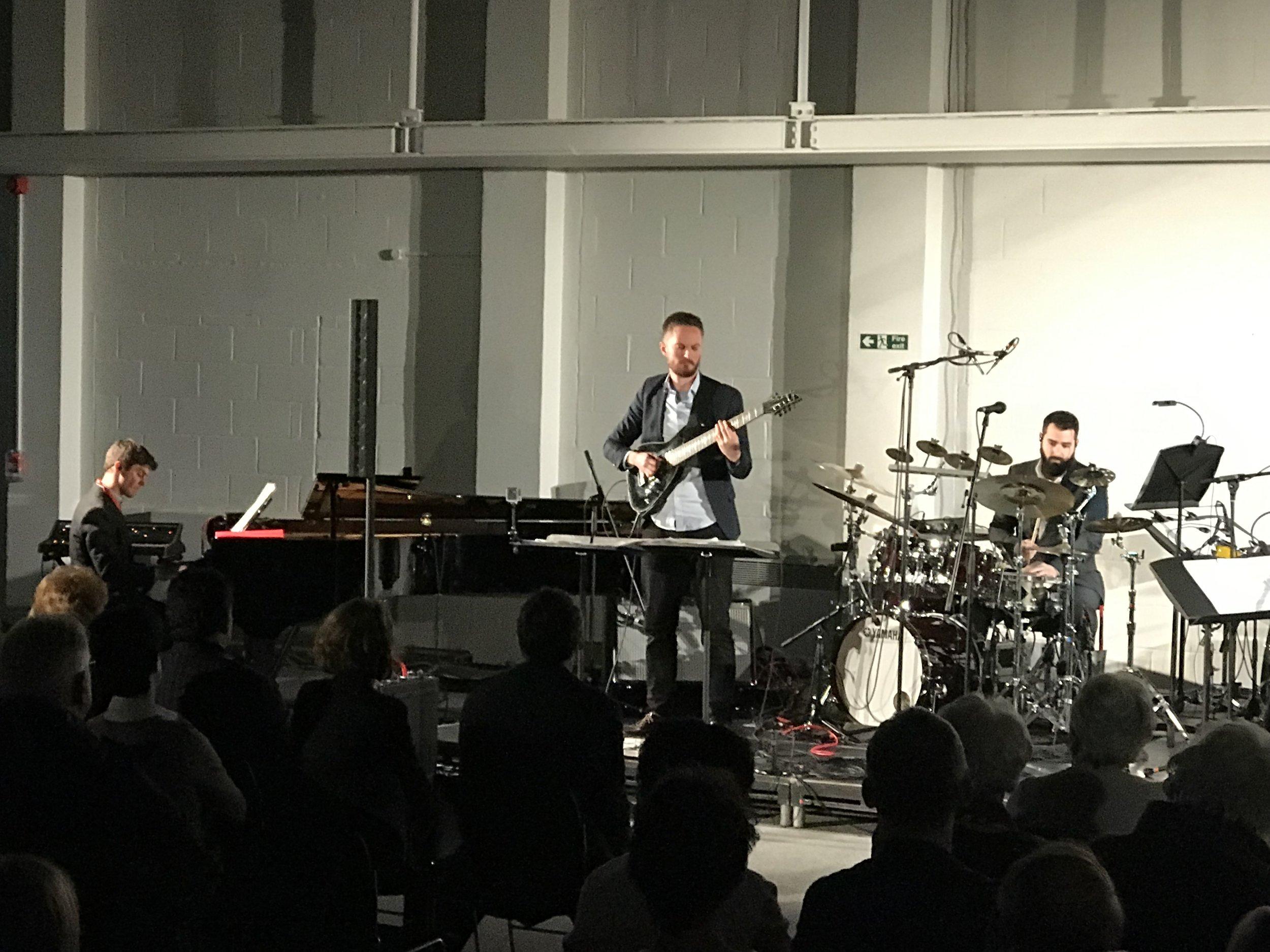 Trio HLK in South Hampstead.