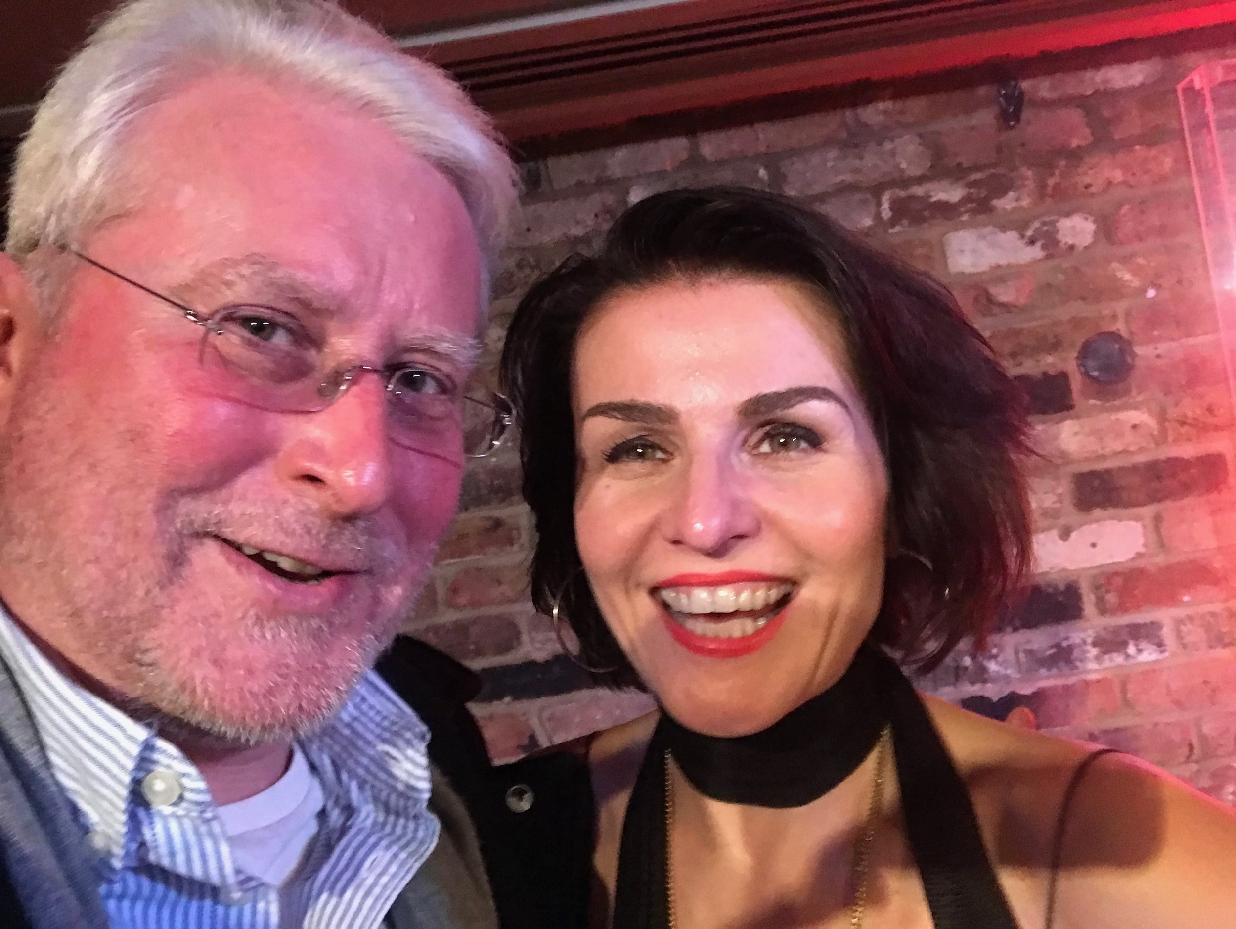 Martin Hummel and Alina Bzhezhinska.
