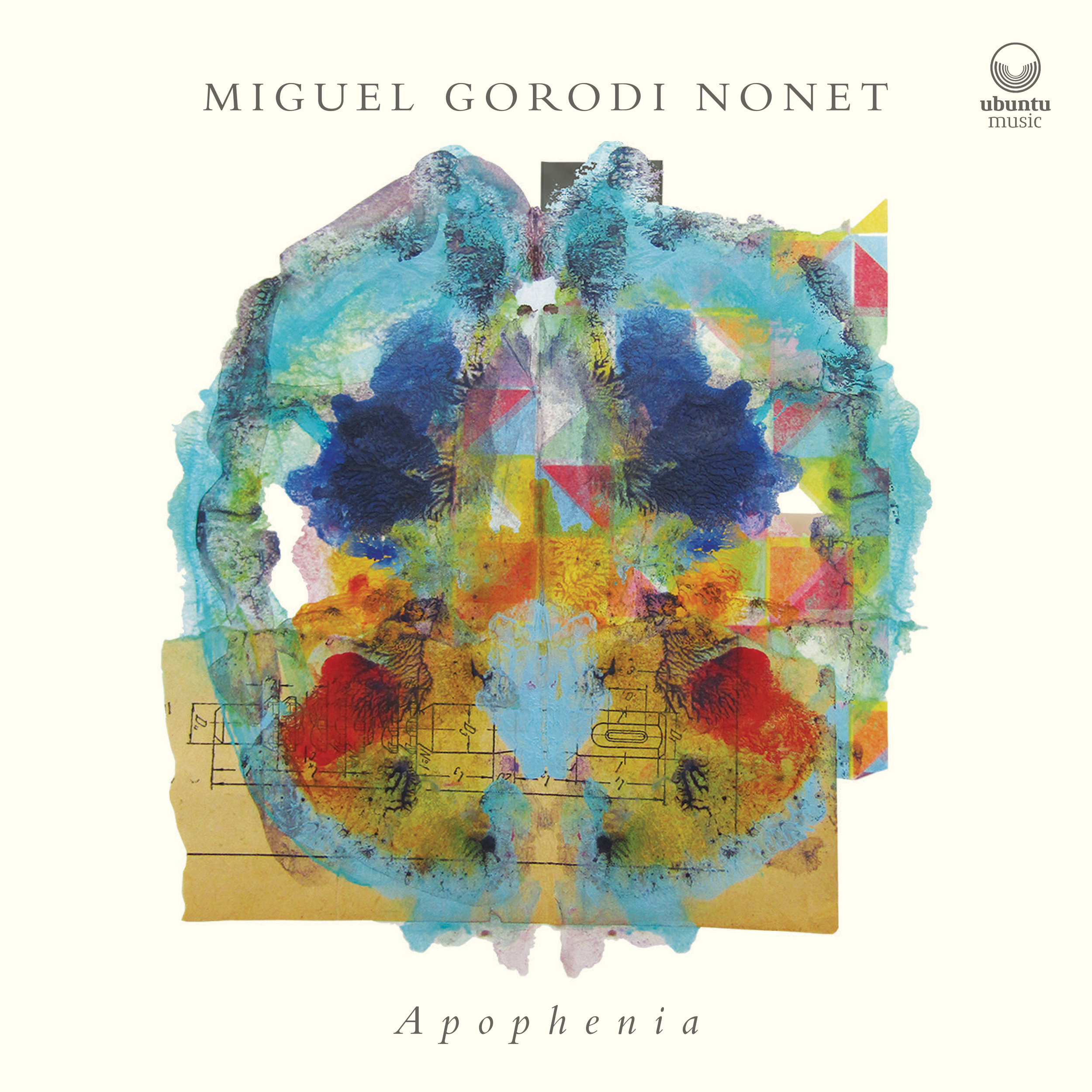 'Apophenia' is scheduled for worldwide release on 24th May 2019, on Ubuntu Music.
