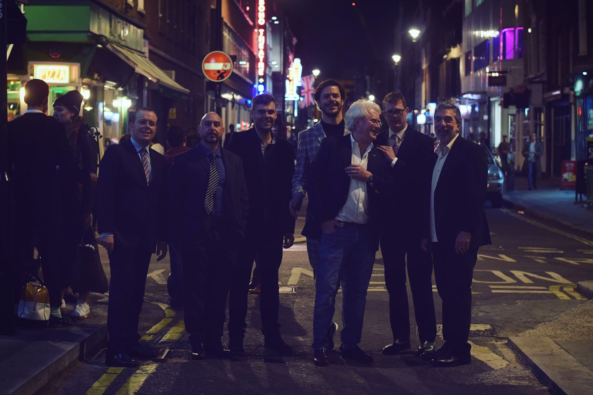 Bernd Reiter, Aldo Zunino, Erik Söderlind, Seamus Blake, Martin Hummel, Eric Alexander, Mike LeDonne