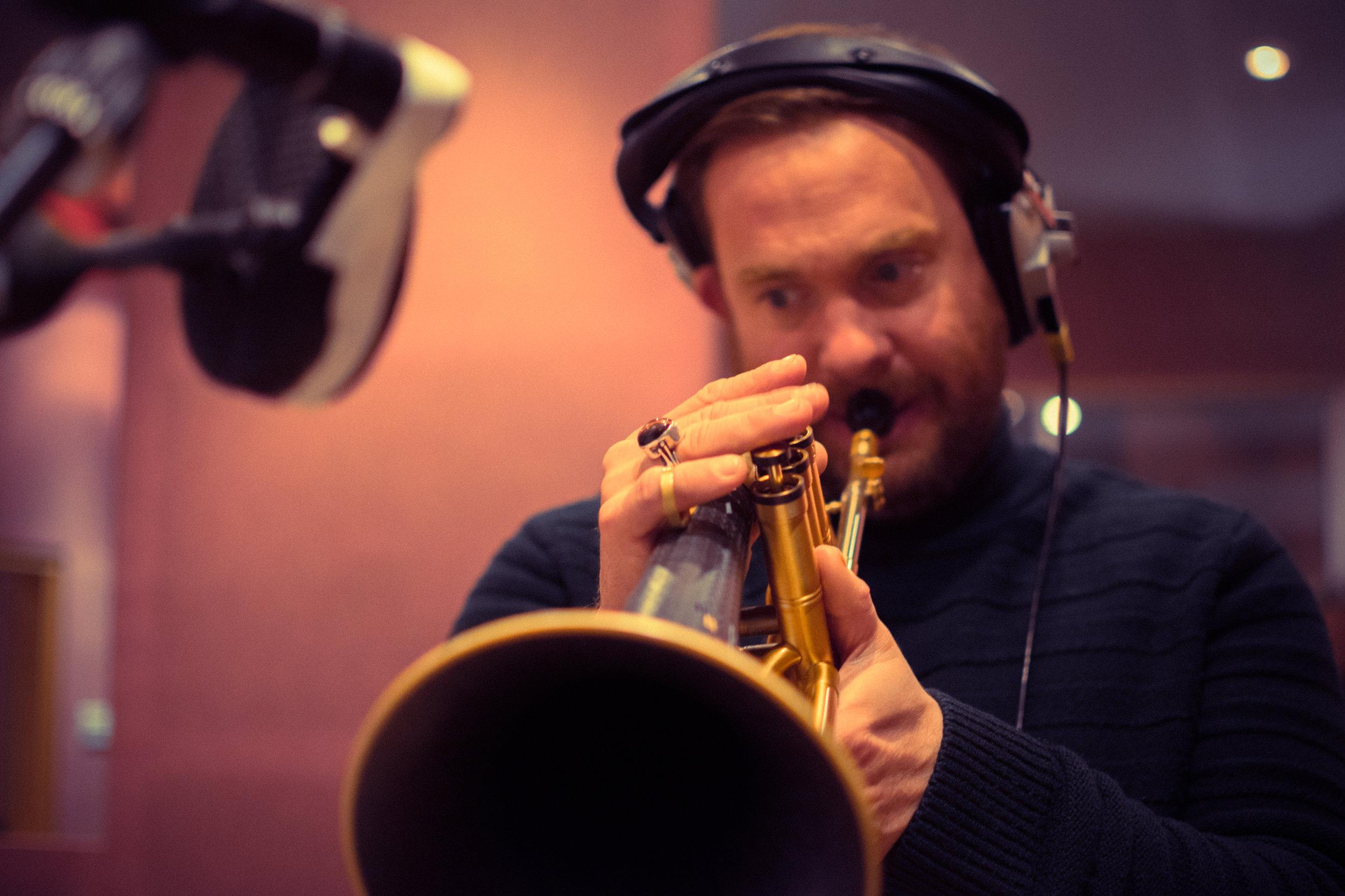 Quentin Collins (photograph: Goat Noise Photography)