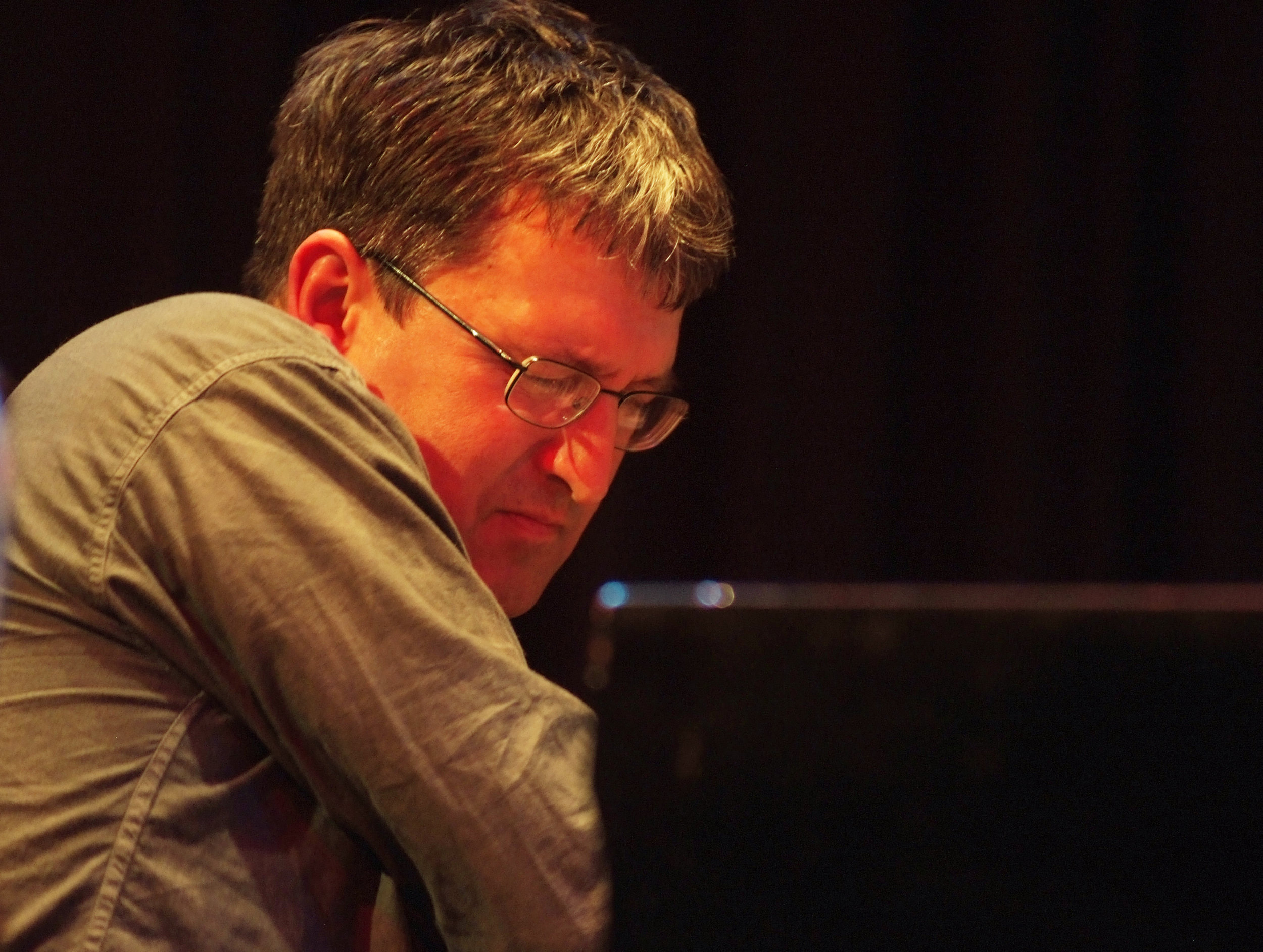 John Law (photo by Bob Meyrick)