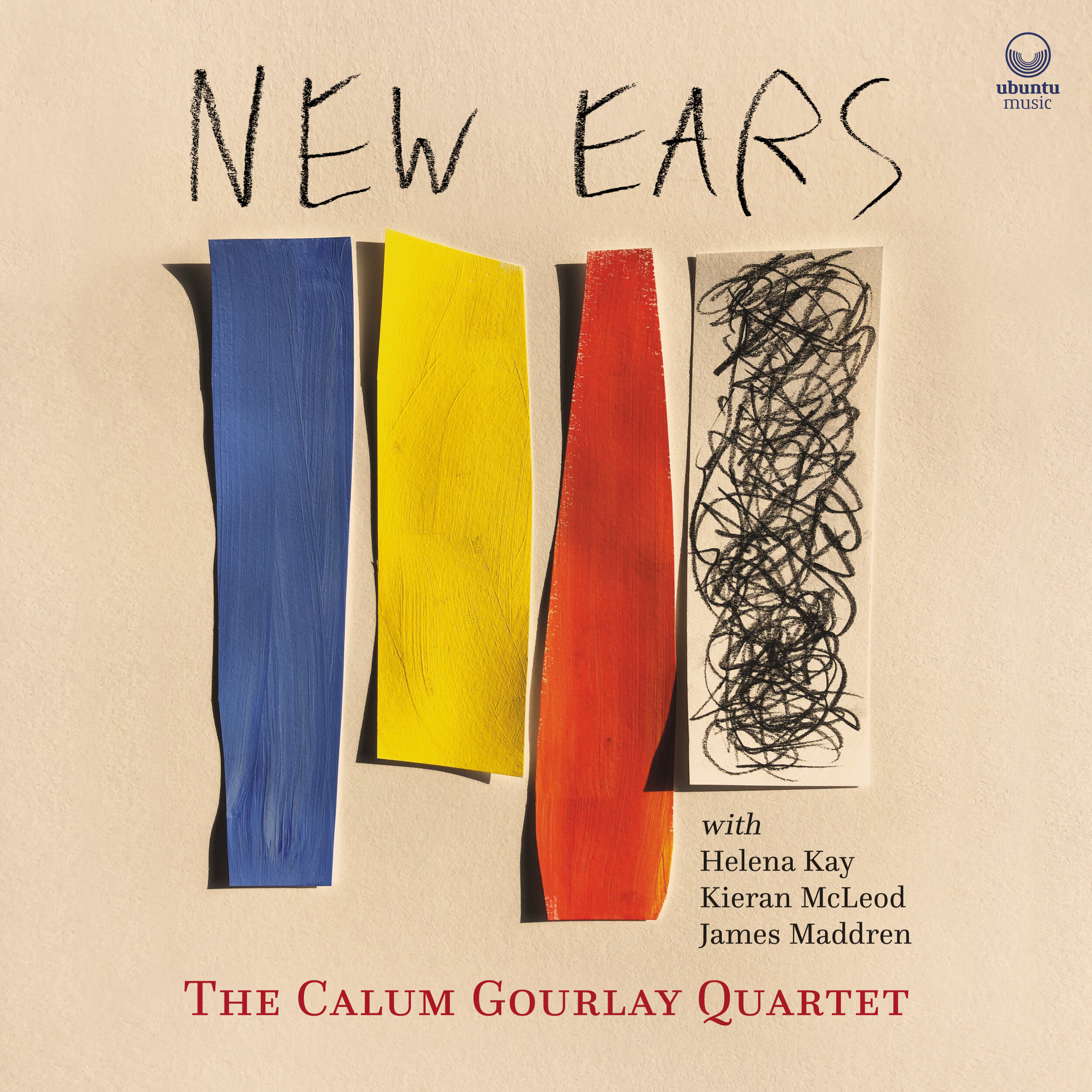 Calum Gourlay Quartet /  New Ears  / UBU0043
