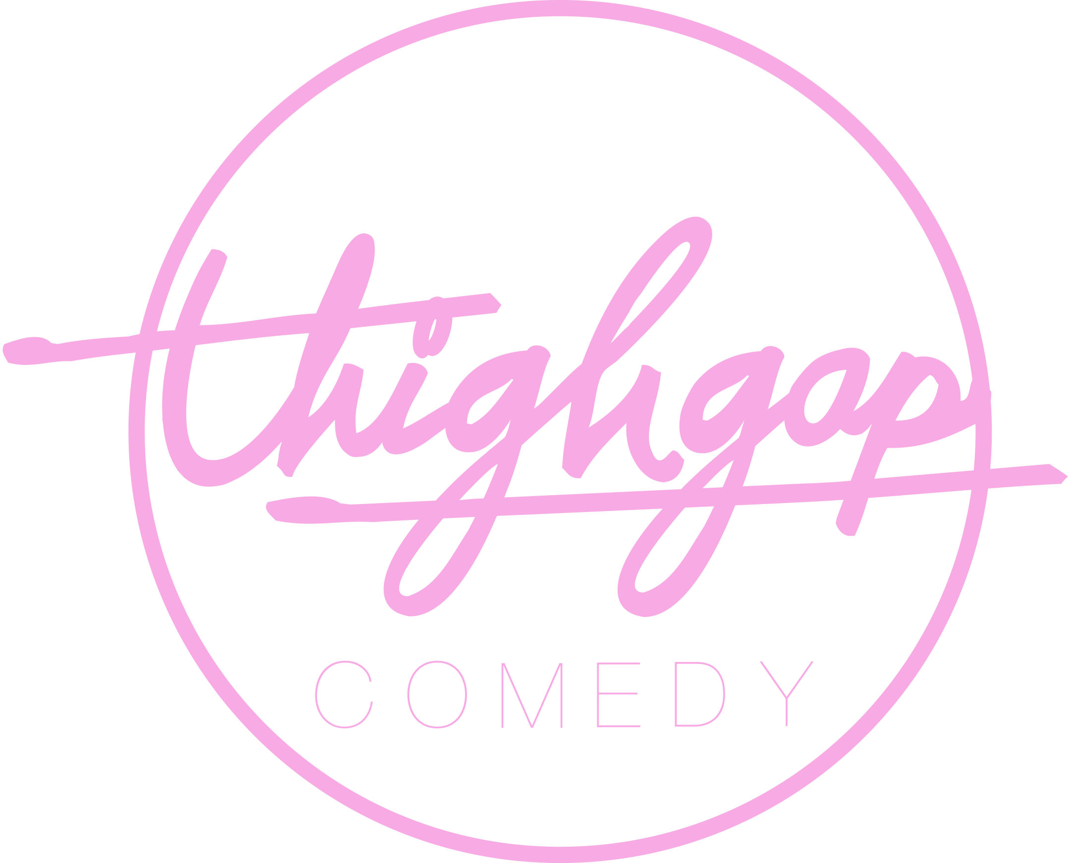 thigh gap logo