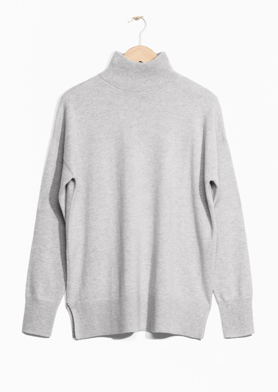 &OtherStories - Cashmere Turtleneck Sweater