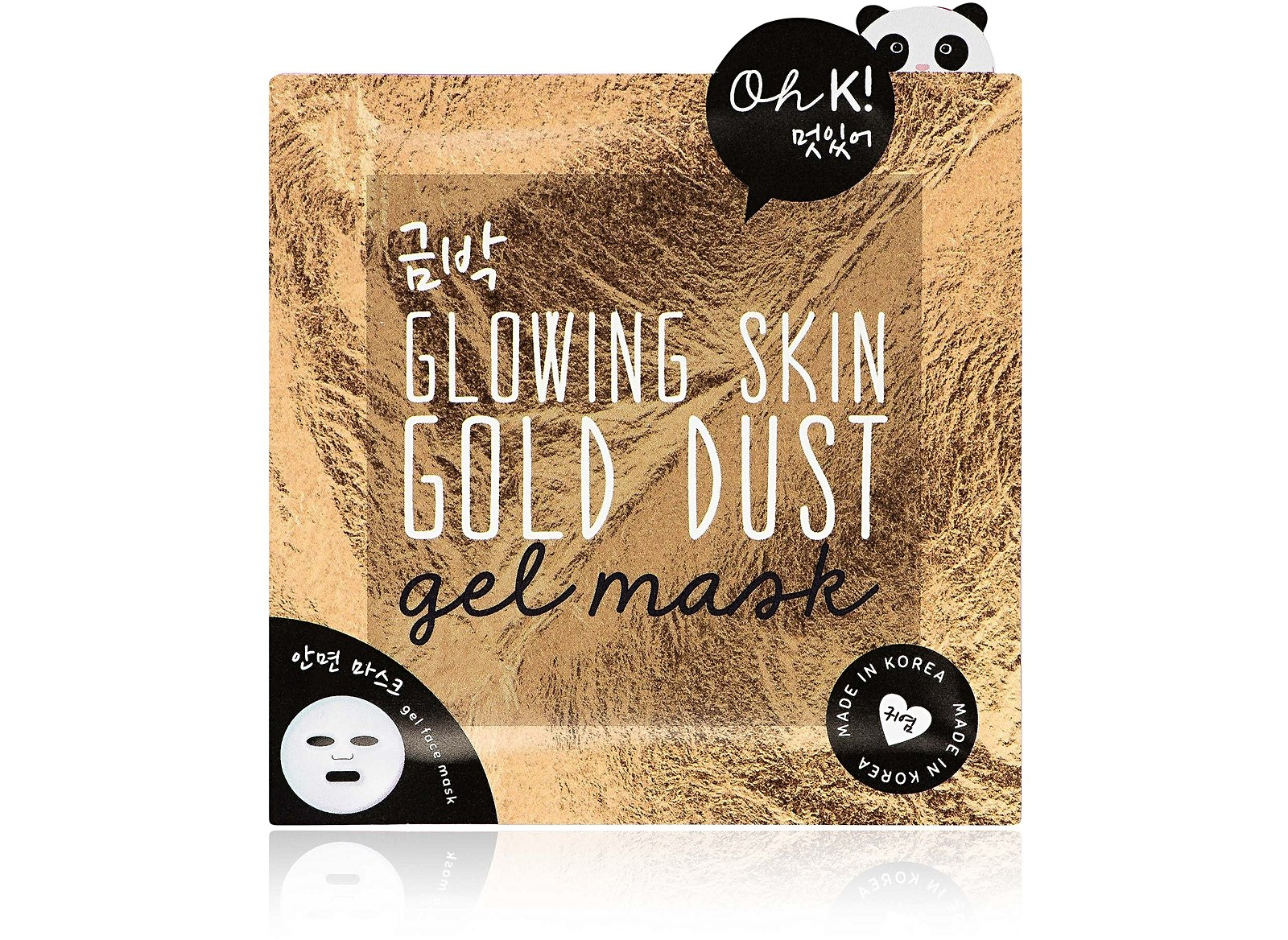 Oh K! Gold Dusk Gel Mask