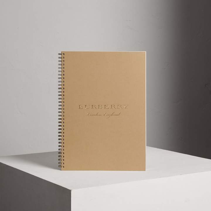Burberry A4 Notebook Refill