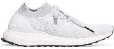 adidas Originals - Ultraboost Uncaged Primeknit Sneakers - White