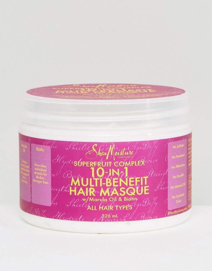 Shea Moisture Superfruit Complex 10 in 1 Multi-Benefit Hair Masque