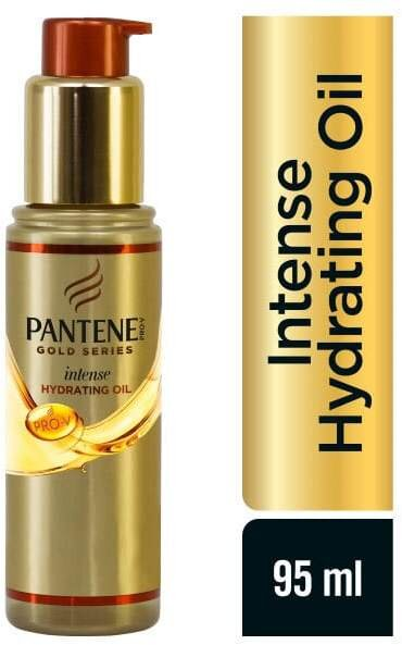 Pantene Gold Series Intense Hydrating Oil 100ml