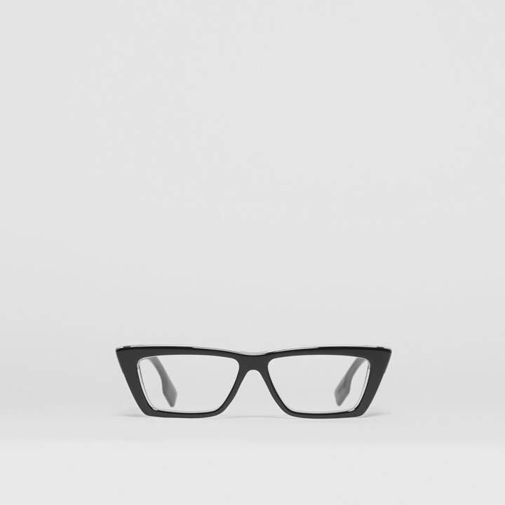 Burberry Rectangular Optical Frames