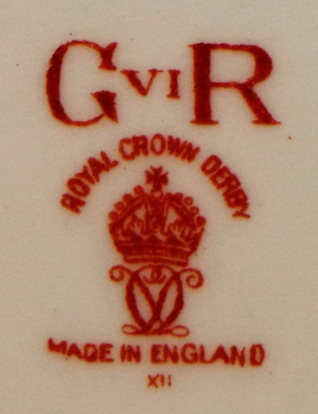 royal-crown-derby-george-VI-diana-pattern-bowl-mark