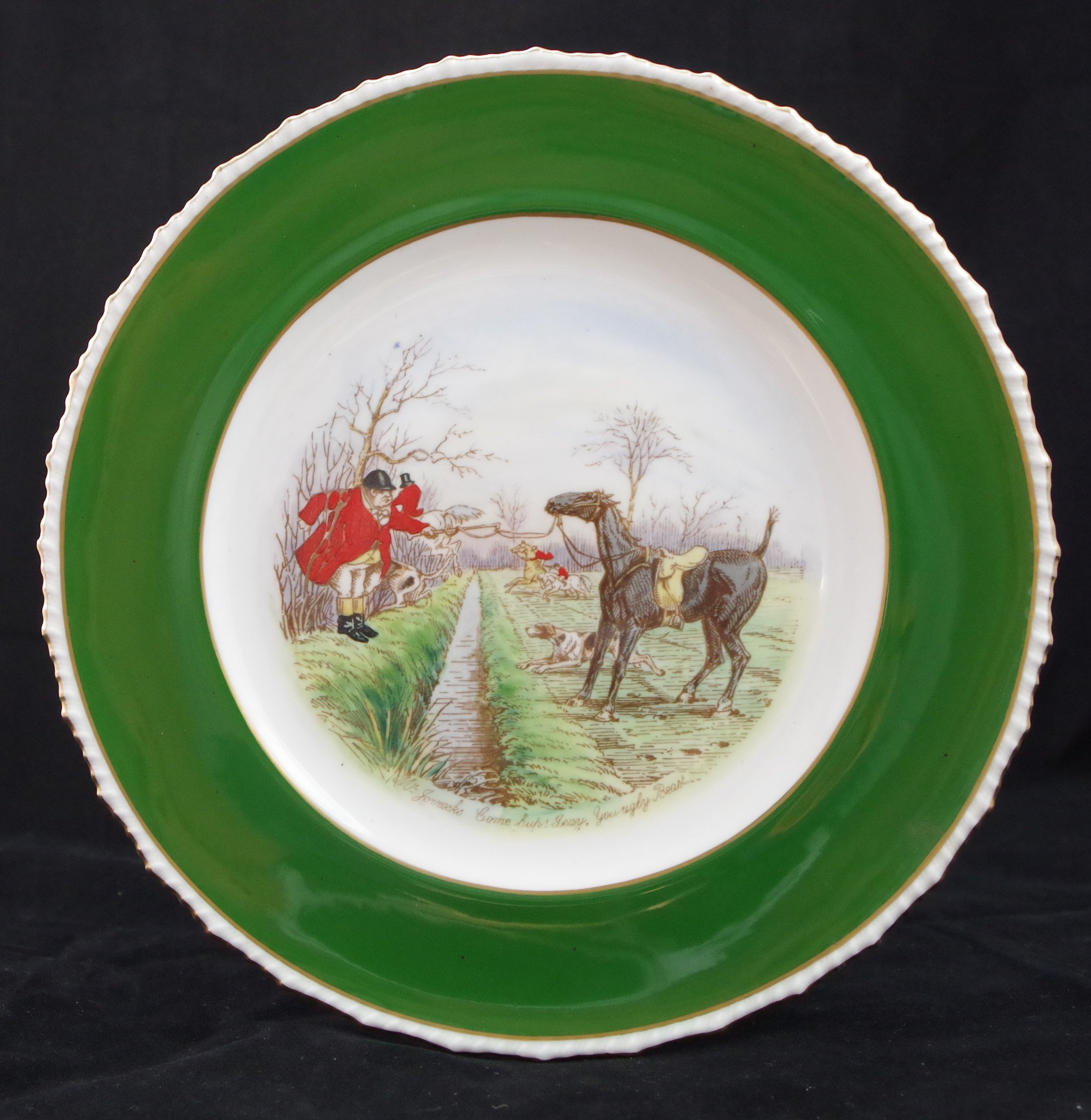 royal-crown-derby-stanhope-siam-green-ground-jorrocks-1