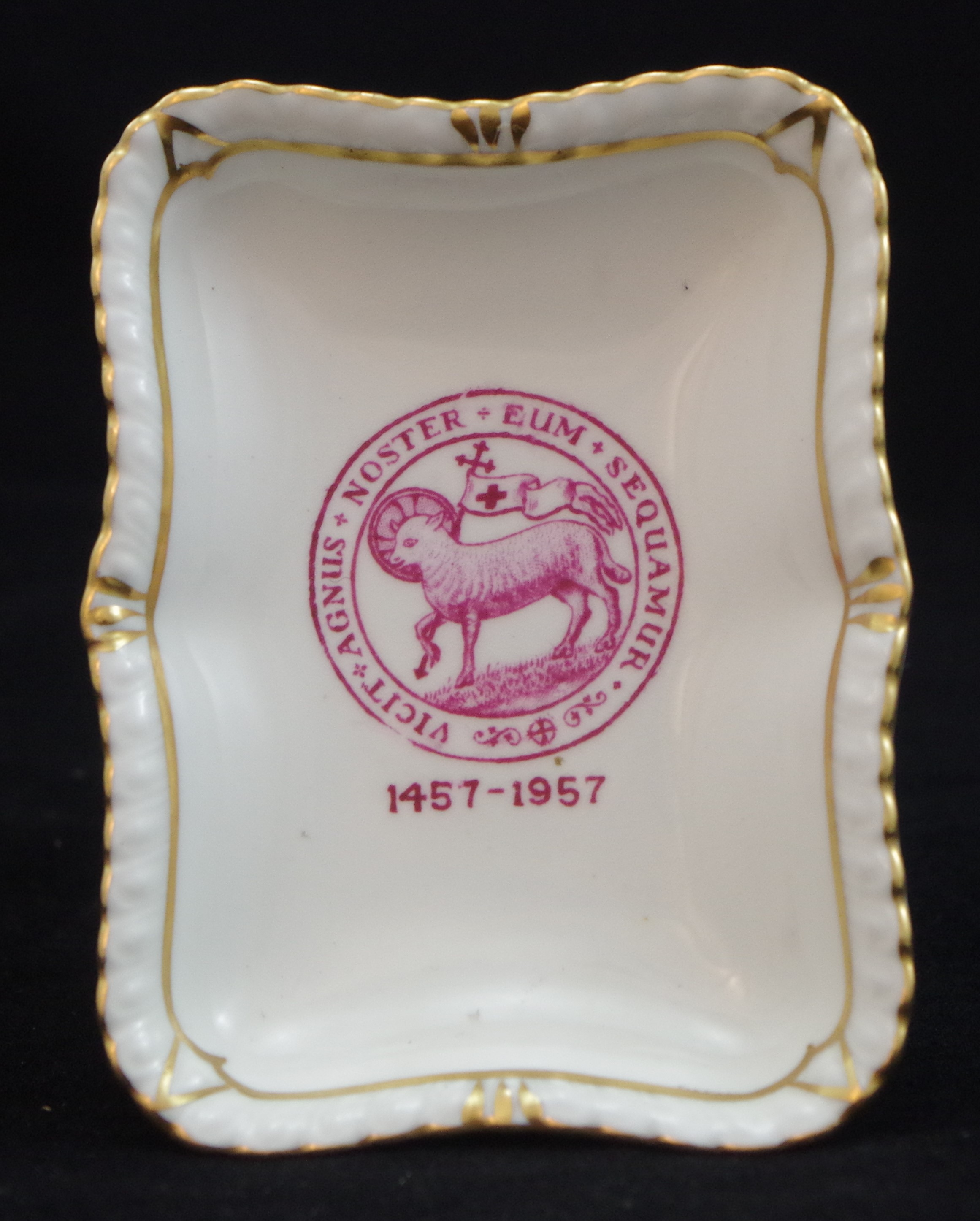 royal-crown-derby-oblong-gadroon-tray-moravian-church-500-year-anniversary