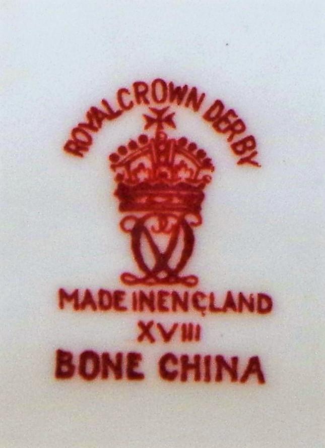 royal-crown-derby-oval-tray-arabic-script-monogram-MS-mark