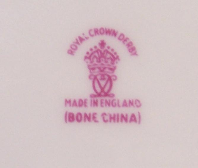 royal-crown-derby-honiton-mubarak-A1231-mark