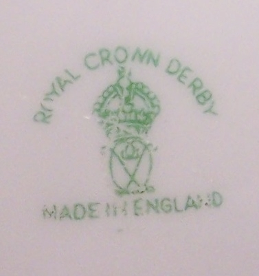 royal-crown-derby-unknown-shape-pink-ground-embossed border-mark